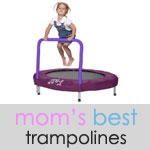 4 best toddler safest trampolines