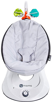 best baby swing 4moms rockaroo