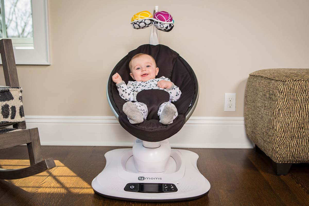 The Best Baby Swings Of 2021 Expert Reviews Mommyhood101