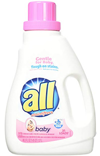 best baby laundry detergent all sensitive
