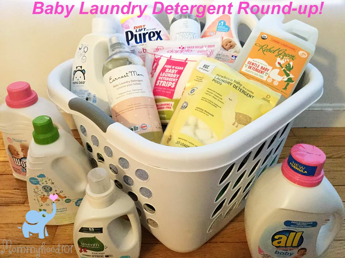 best baby laundry detergents round-up comparison reviews