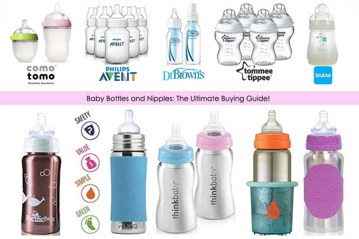 baby bottles buying guide