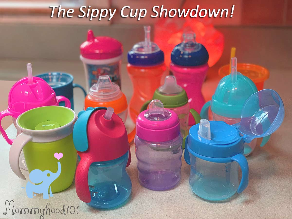 sippy cup round-up comparison reviews