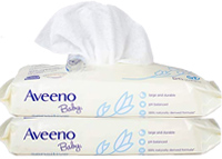best baby wipes aveeno all over baby wipes