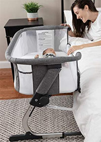 best baby bassinet bedside sleeper baby delight