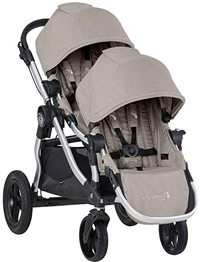 best double stroller baby jogger city select
