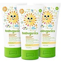 best sunscreen babyganics