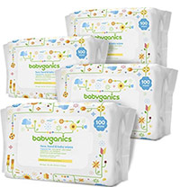 best baby wipes babyganics wipes