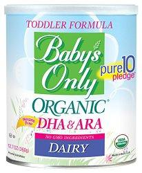Best Organic Baby Formulas Tested And Ranked 2018