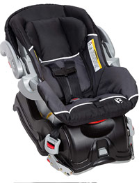 cheap car seats baby trend flexloc