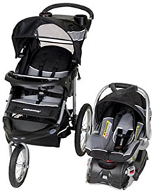 best travel system baby trend expedition