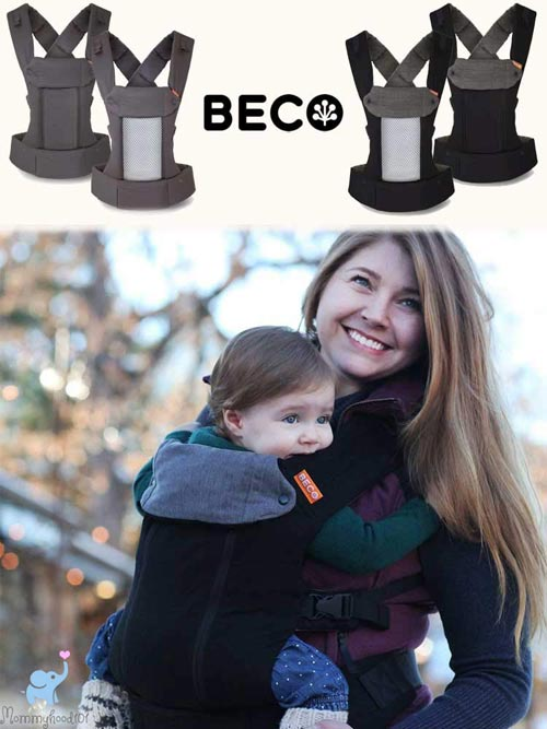 best baby carrier beco 8