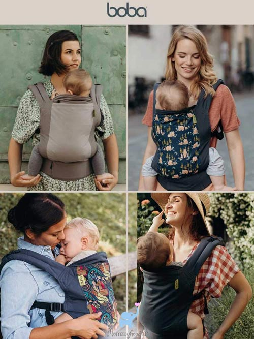 best baby carrier boba 4gs