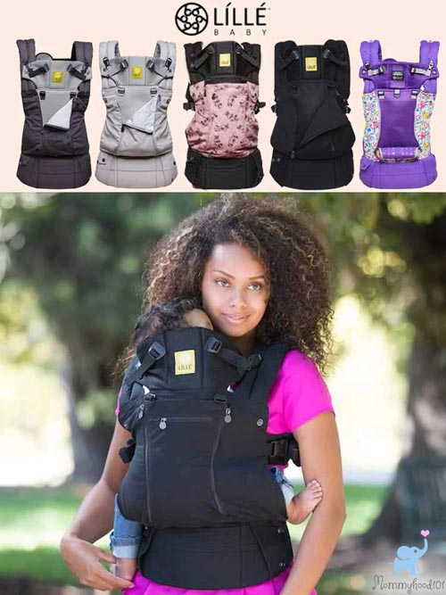 best baby carrier lillebaby complete all season
