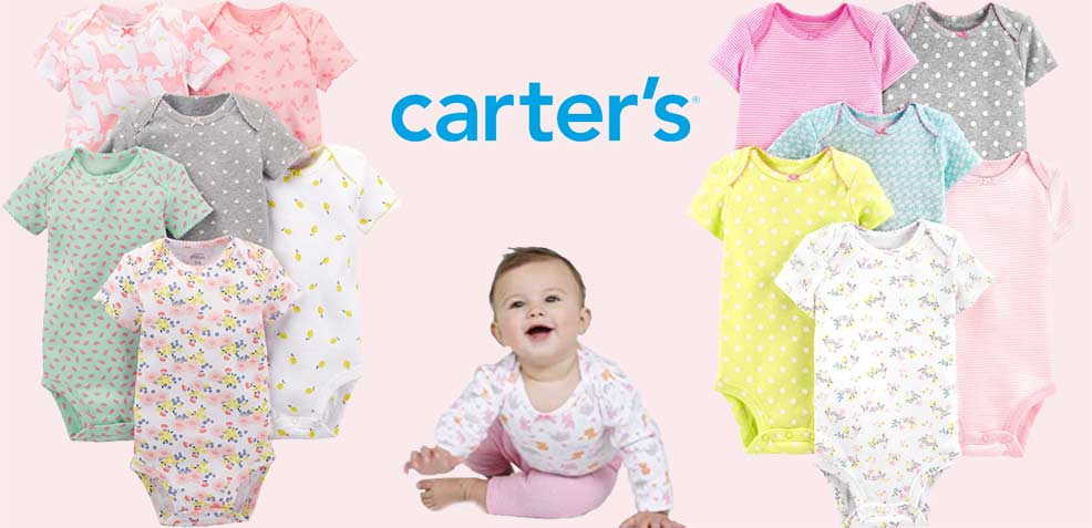 best baby girl gifts carters body suits onesies
