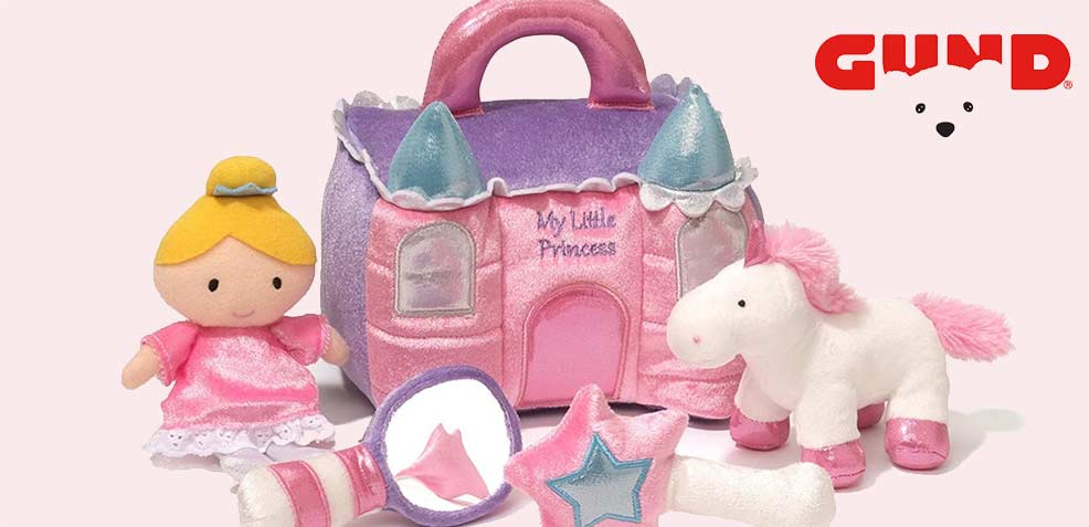best baby girl gifts princess castle playset