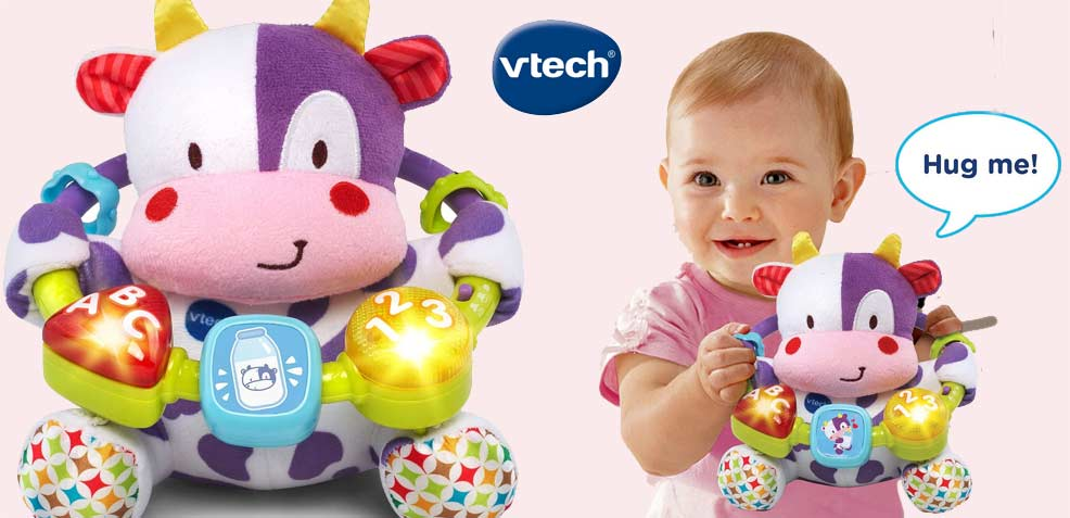 best baby girl gifts vtech baby little critters moosical beads