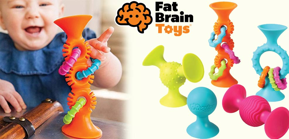 best gender-neutral baby gifts fat brain toys pipsquigz