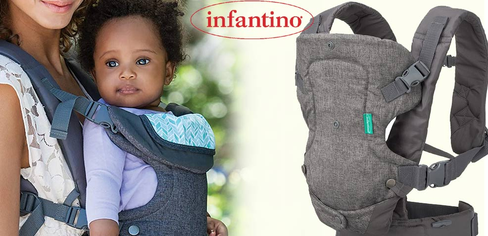 best gender-neutral baby gifts infantino flip baby carrier