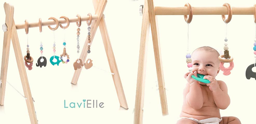 best gender-neutral baby gifts lavielle baby gym