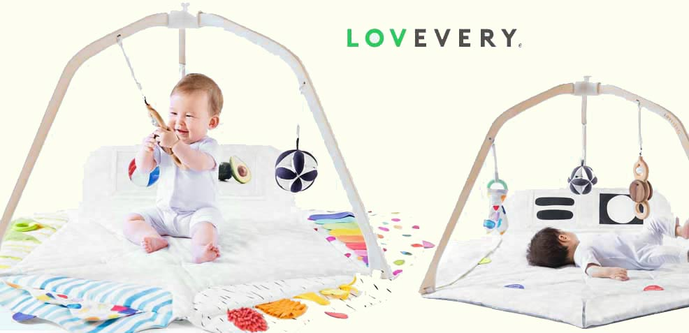 best gender-neutral baby gifts lovevery activity gym