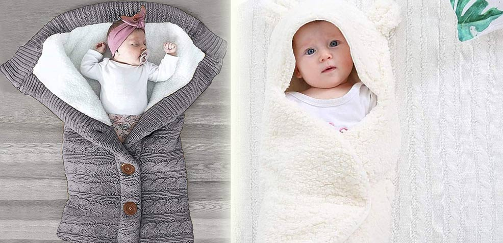 best gender-neutral baby gifts xmwealthy baby blankets swaddles
