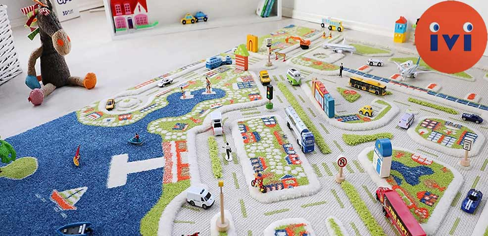 best one-year old gifts the ivi 3d play carpets rugs