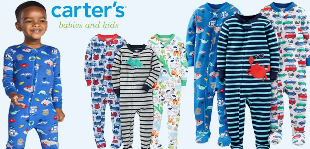 best one-year old boy gifts footed pajamas
