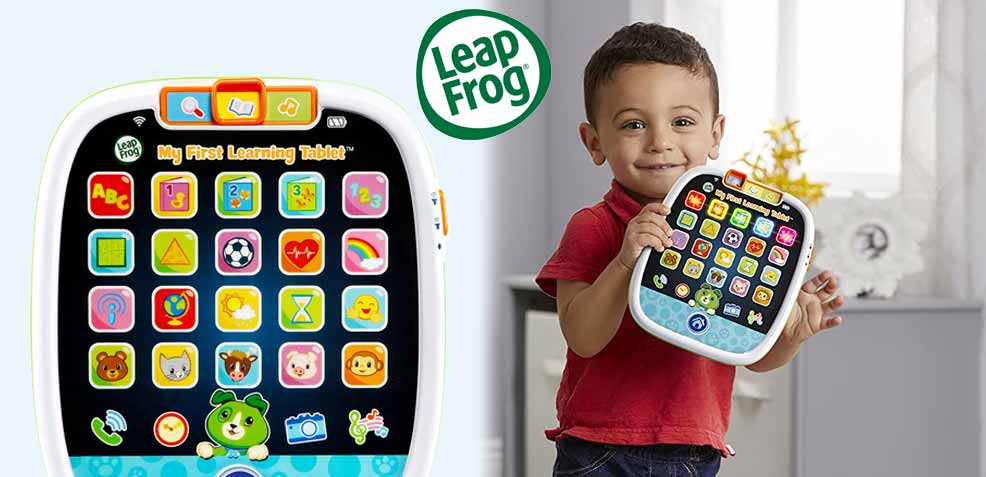 best one-year old boy gifts leapfrog learning tablet