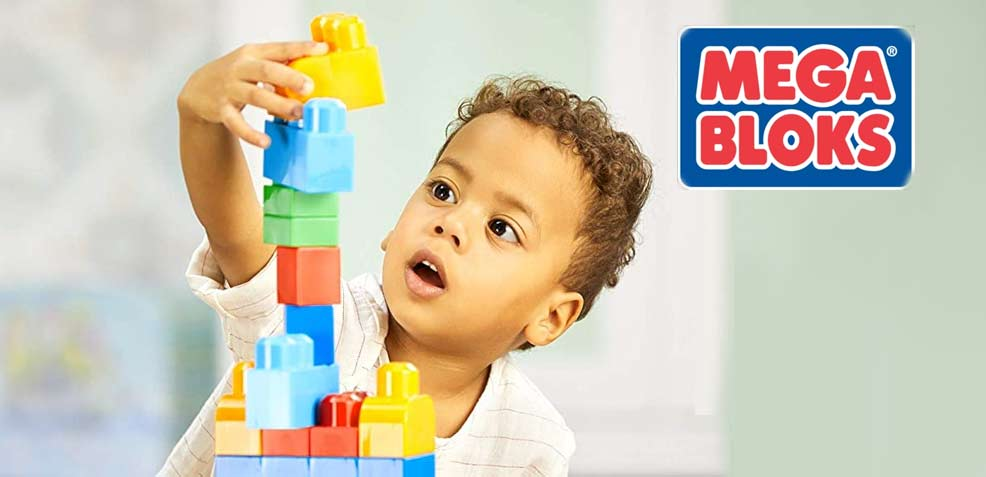 best one-year old gifts mega blocks