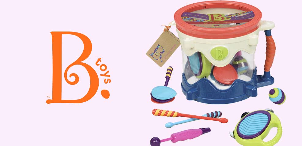 best one-year old girl gifts btoys drums drumroll please
