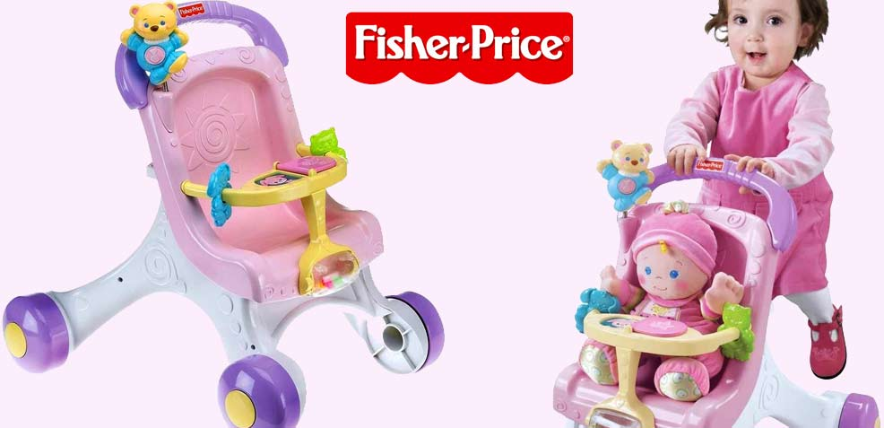 best one-year old girl gifts fisher price baby walker