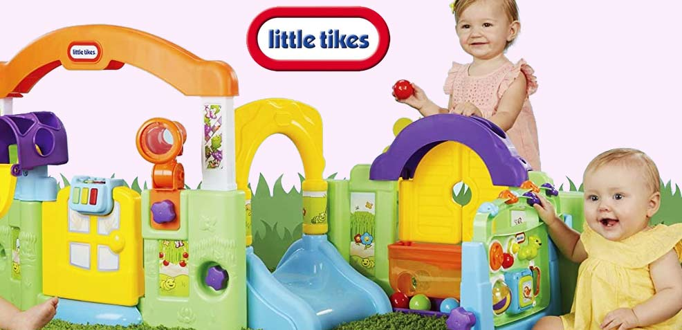 best one-year old girl gifts little tikes activity garden playset