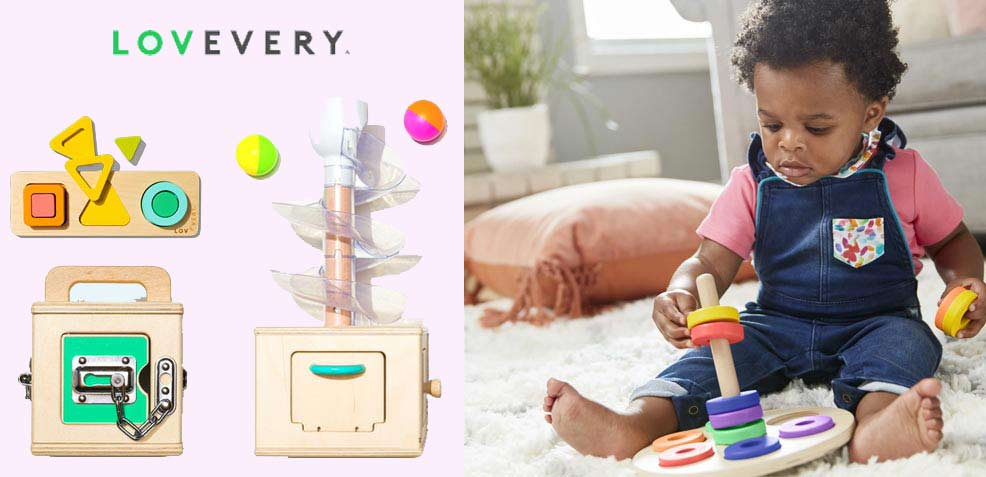 best one-year old girl gifts the lovevery play kits