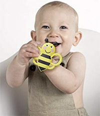 best teething toys buzzy bee
