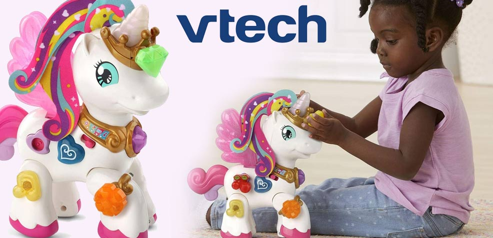 best three-year old girl gifts VTech Starshine Unicorn