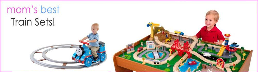 best train sets ride-on