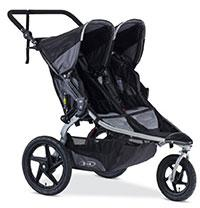 best double stroller 2018 bob revolution