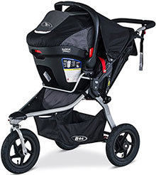best travel system bob rambler