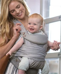 best baby carrier boppy comfychic