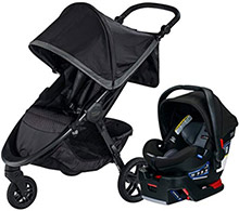 best travel systems britax b-free b-safe