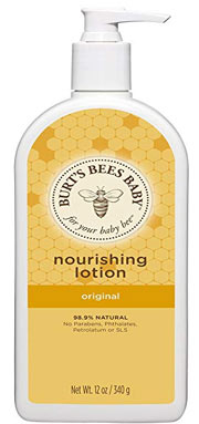 best baby lotion burts bees nourishing lotion