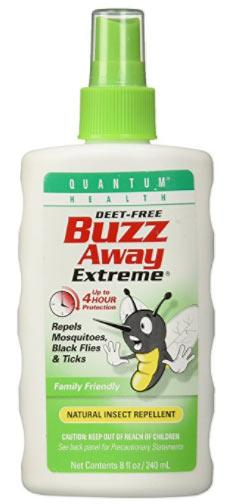 best mosquito repellent buzz-away extreme