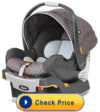 Chicco KeyFit 30 Infant Car Seat Best Narrow
