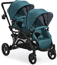 best double stroller 2018 contours options elite tandem
