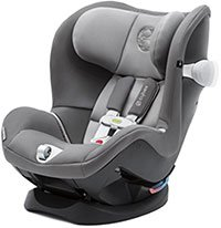 best convertible car seat 2018 cybex sirona m sensorsafe 2