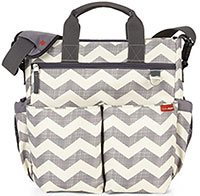 skiphop duo signature diaper bag