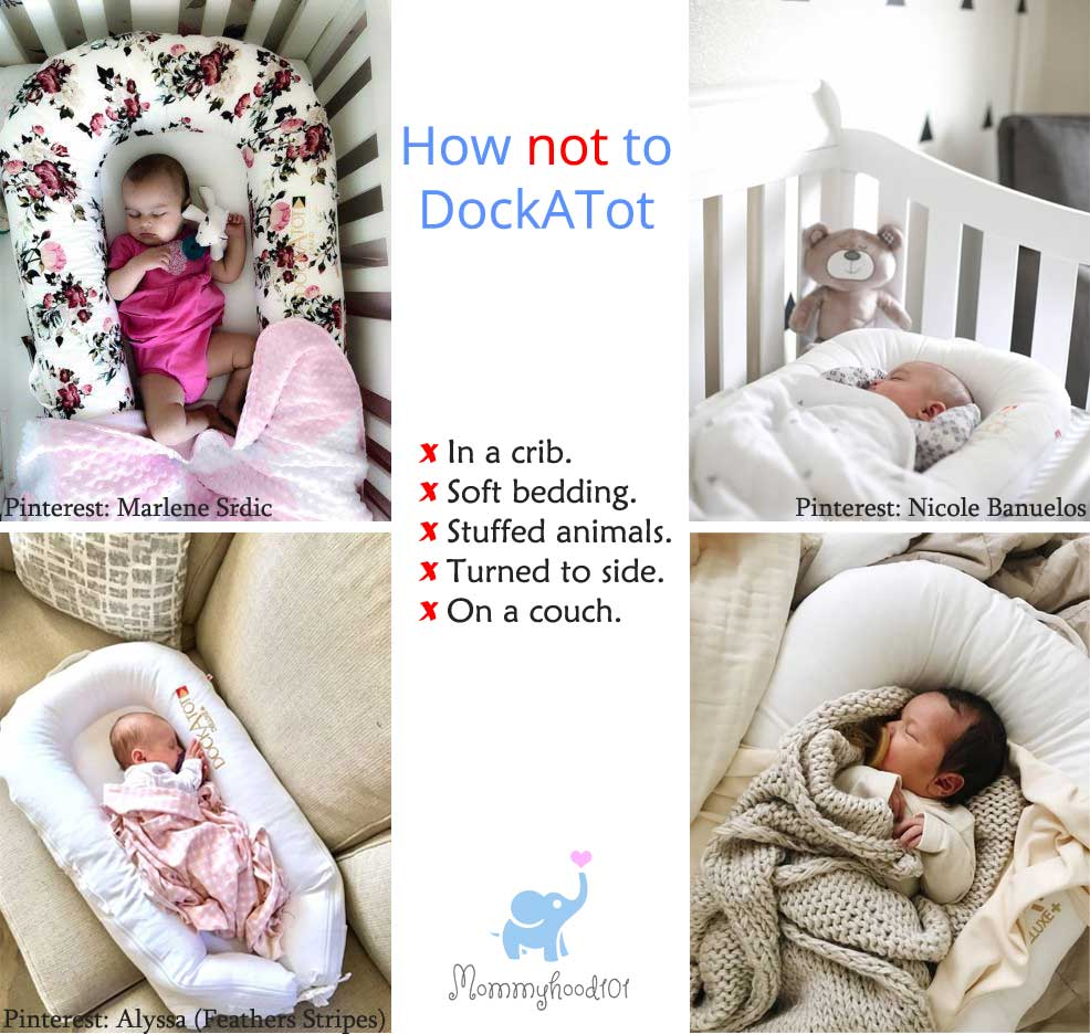Dockatot Review And Safety Assessment Mommyhood101