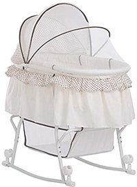 best baby bassinet dream on me lucy