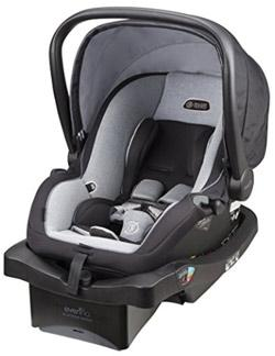 Best Infant Car Seat Evenflo Litemax 35 Platinum